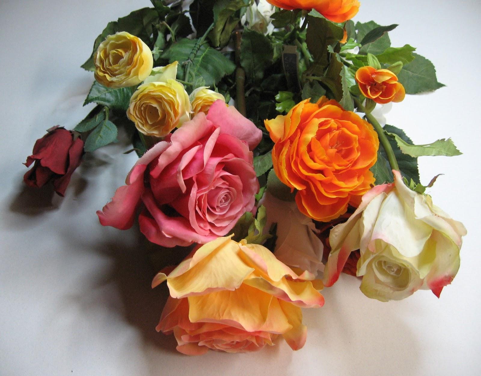 fausses fleurs artificial flowers. Black Bedroom Furniture Sets. Home Design Ideas