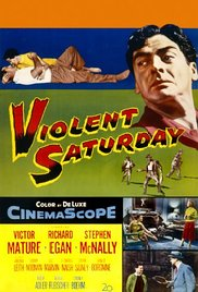 Watch Violent Saturday Online Free 1955 Putlocker