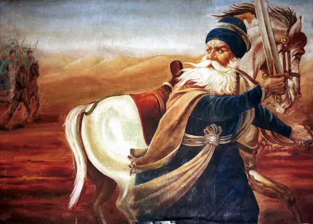 बाबा दीप सिंह जी - Baba Deep Singh Ji