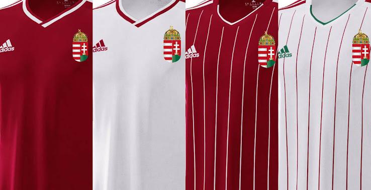 Hungría elige sus camisetas adidas para la Euro 2016 cefc53f2f0ea0