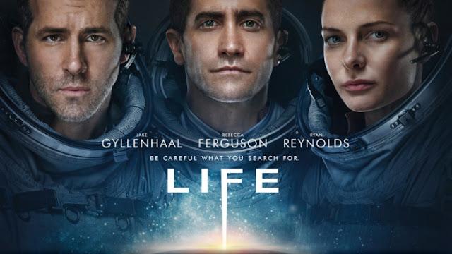 LIFE - recenzja filmu