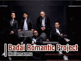 Lirik Lagu Melamarmu - Badai Romantic Project