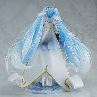 Snow Miku: Snow Princess Ver. de Good Smile Company.
