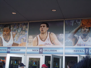 OKC Thunder Nick Collison