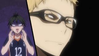 ハイキュー!! アニメ 3期6話 | 月島蛍 山口忠 | Karasuno vs Shiratorizawa | HAIKYU!! Season3