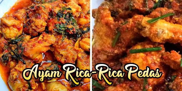 Ayam Rica-Rica Pedas Manis
