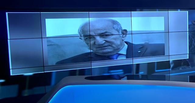 Taroudant Press : Pourquoi Abdel Majid Tebboune est-il traité en Allemagne? !!