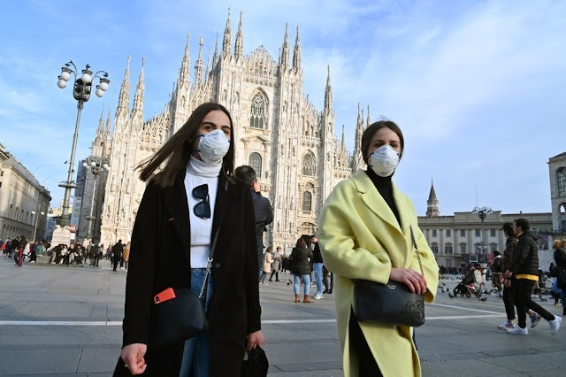 Sem precisar de vacinas: 3 cidades Italianas alcançaram imunidade de rebanho para o Coronavírus