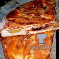 Mηλόπιτα με ζύμη τσουρεκιού - by https://syntages-faghtwn.blogspot.gr