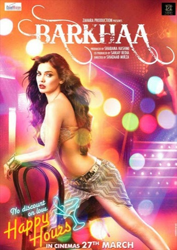 Barkhaa 2015 Hindi Movie Download