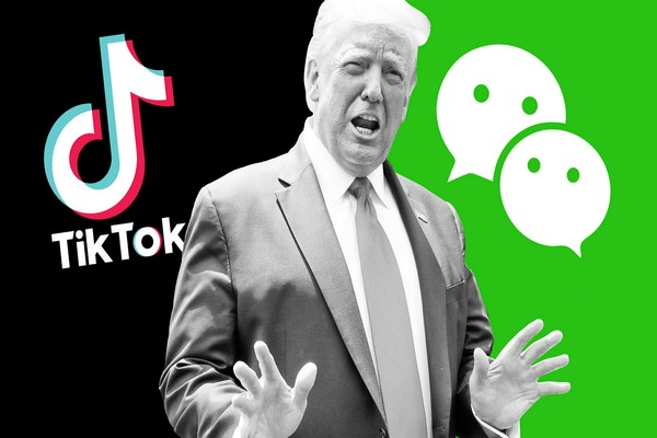 عاجل: حظر تحميل TikTok و WeChat في أمريكا بحلول يوم الأحد