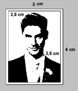 Pas foto 3 x 4, contoh pas foto, model pas foto, ukuran pas foto 3 x 4, cara edit foto, tutorial photoshop, mengcrop foto, ukuran pas foto 3 x 4, belajar photoshop untuk pemula, mengganti latar backgground pas foto, macam-macam uuran foto.