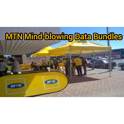 How To Activate MTN 75mb For N20, 375mb For N100 and 750mb For N200 Data Bundles