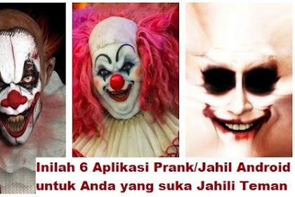Inilah 6 Aplikasi Prank/Jahil Android untuk Anda yang suka Jahili Teman