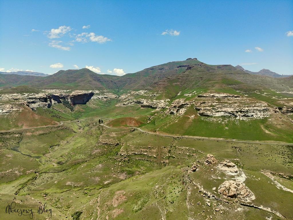 Park Narodowy Golden Gate Highlands w RPA. Raj dla miłośników natury i trekkingów.