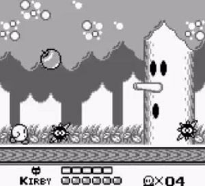 Kirby Game Boy