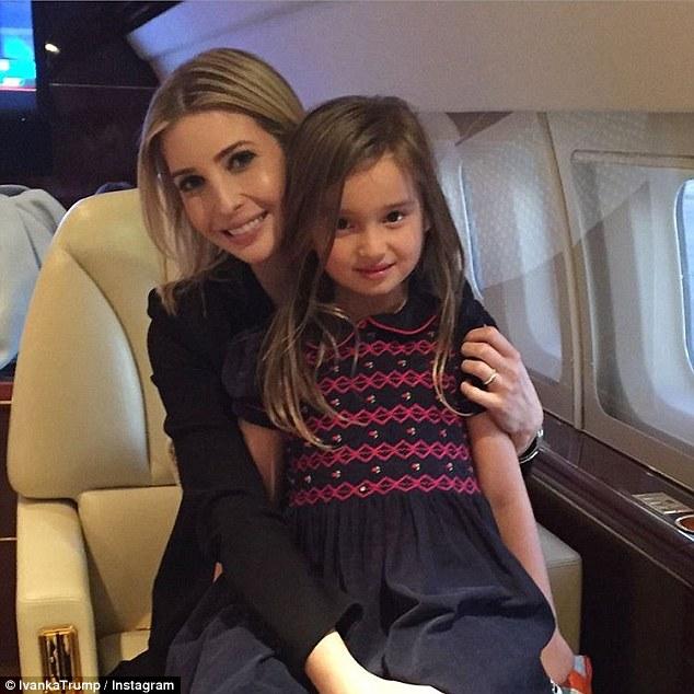Ivanka Trump family phtos, Ivanka Trump cute family pics
