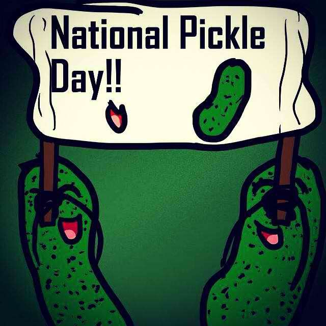 National Pickle Day Wishes Pics