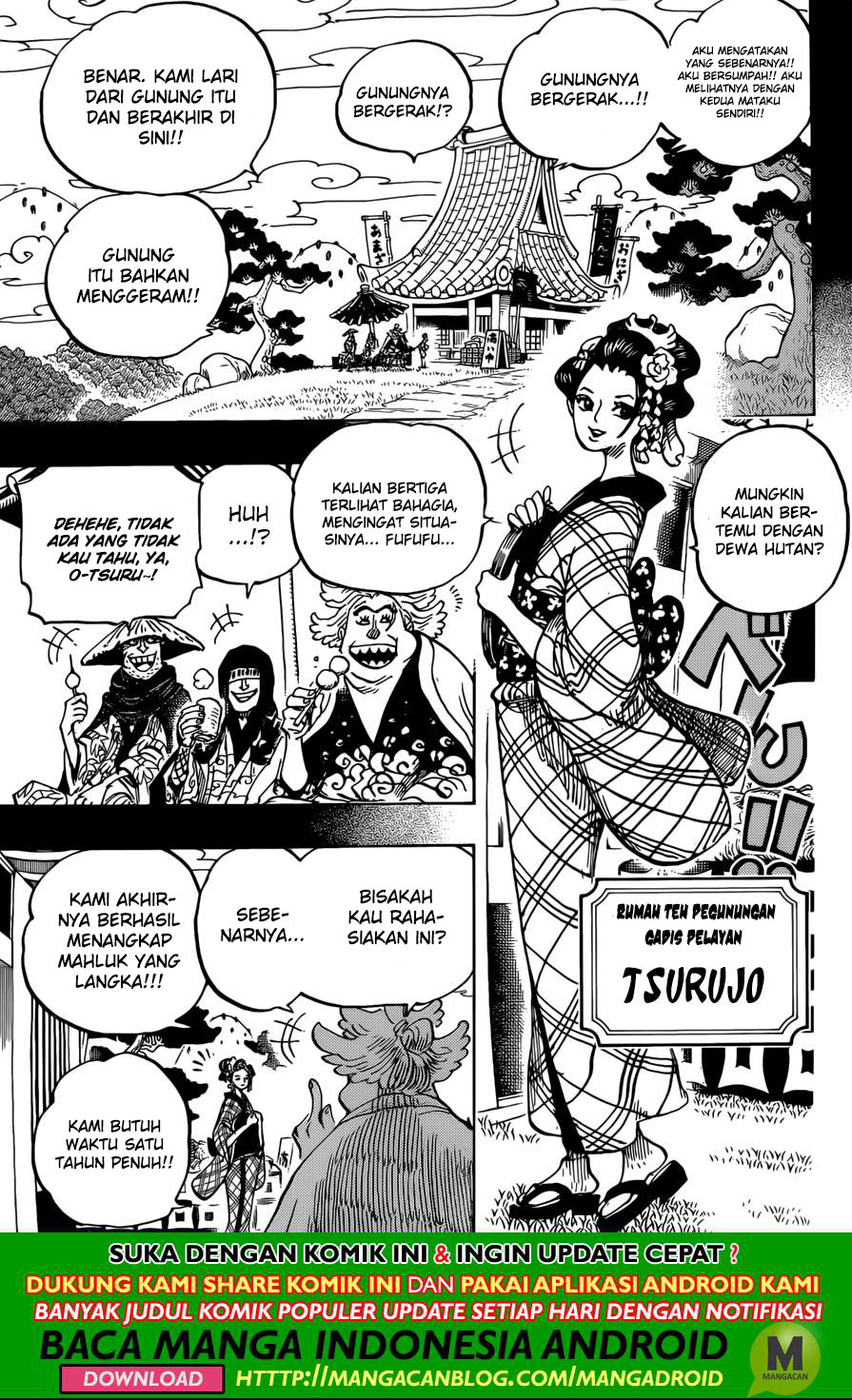 one piece chapter 960 bahasa indonesia  download video