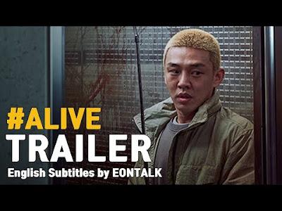 Alive 2020 Subtitles Download
