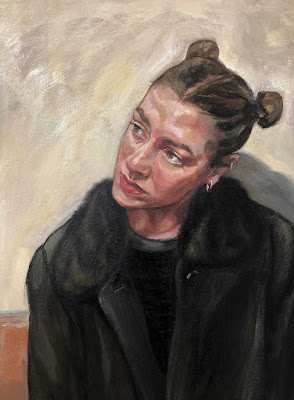 Self-portrait (2015), Ania Hobson