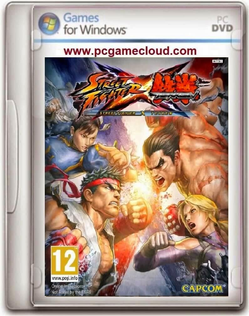 Street Fighter X Tekken Download - goodsitekings