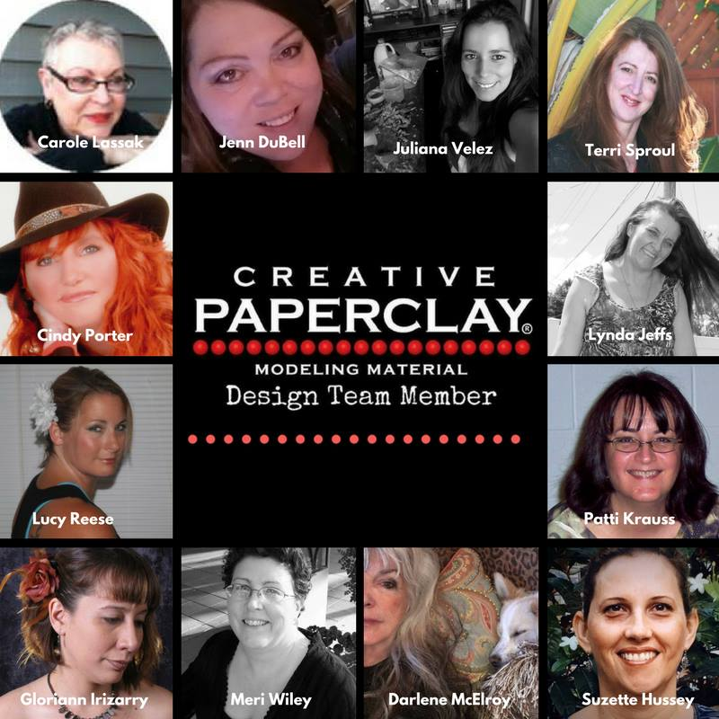 Creative Paper Clay® Design Team Member