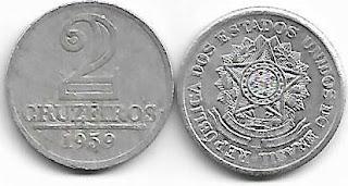 2 Cruzeiros, 1959