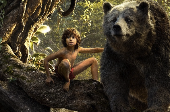 The Jungle Book Title Song 'Jungle Jungle Baat Chali Hai' Released