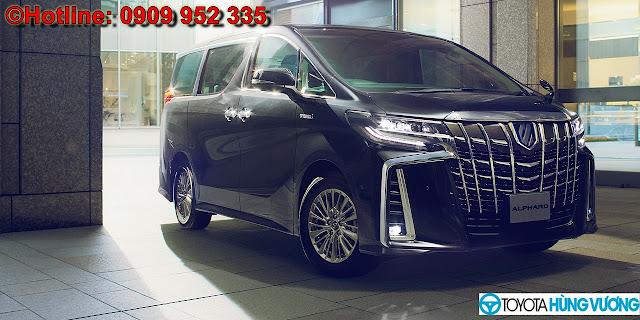 Toyota Alphard 2018 bản 2.5 Hybrid tại Bangkok ảnh 6