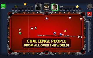Download Game 8 Ball Pool MOD APK Hack Unlimited Money