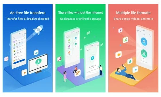 8 Aplikasi Alternatif Mirip Fungsinya Seperti SHAREit