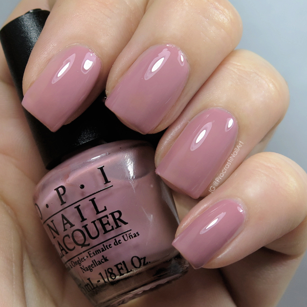 OPI Tickle My France-y from the 2008 La Collection de France