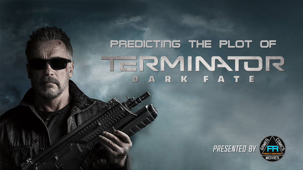 What is the plot of Terminator Dark Fate film?