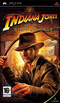Indiana Jones And The Staff of Kings (PSP) [Español - ISO]