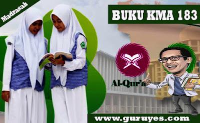 Download Buku Akidah Ahlak MA Kelas 11 KMA 183