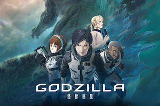 Godzilla 1 Movie : Kaijuu Wakusei Subtitle Indonesia