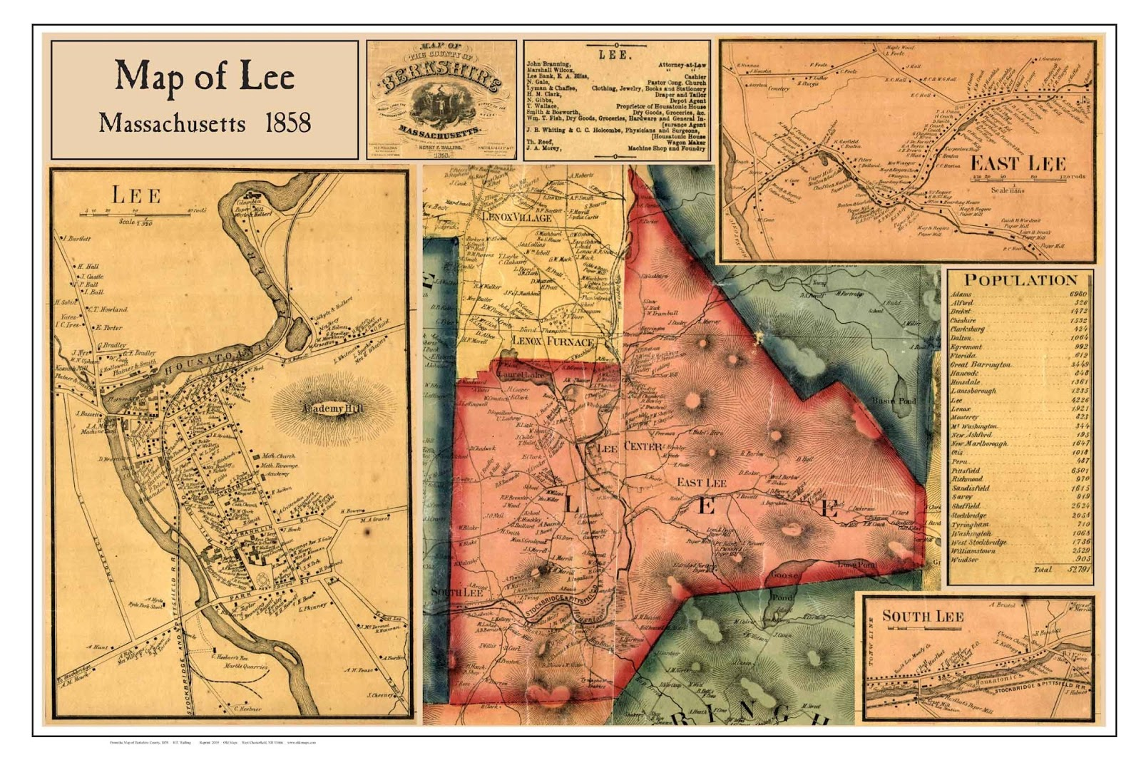 cape cod lee was incorporated in 1777 from parts of great barrington and washington it is named after american revolutionary war general charles lee