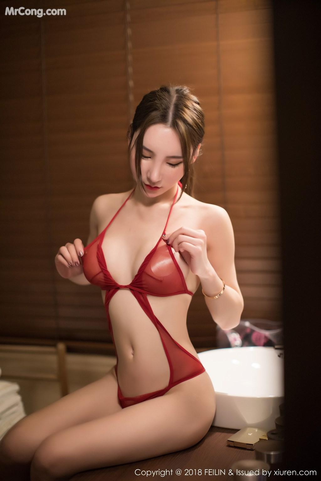 Image IMISS-Vol.238-Zhou-Yuxi-MrCong.com-007 in post IMISS Vol.238: Người mẫu Zhou Yuxi (周于希) (38 ảnh)