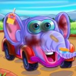 Animals Car Salon Cleaning