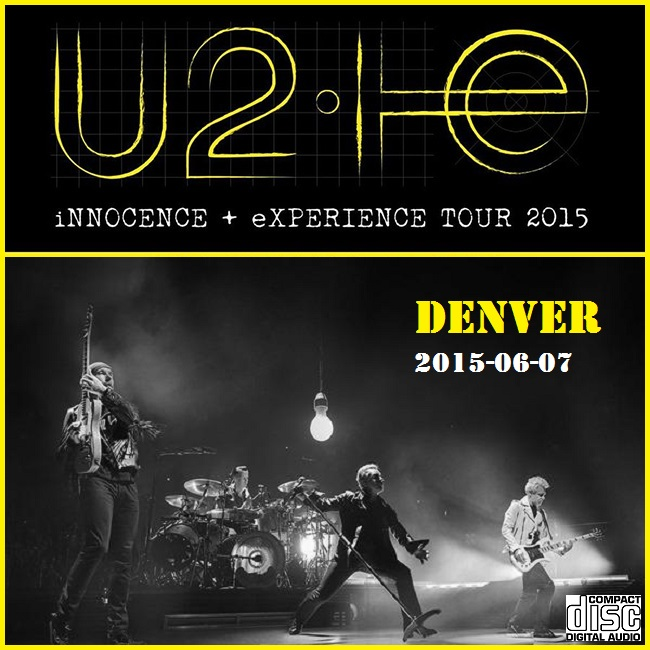 U2 – Innocence + Experience Tour – Live in Paris - Full HD 1080p