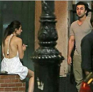 Ranbir and Mahira Dating Pics