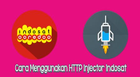 Cara Memakai Http Injector Indosat 1
