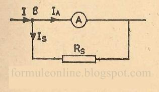 schema fizica problema rezolvata 35 legile lui Kirchhoff
