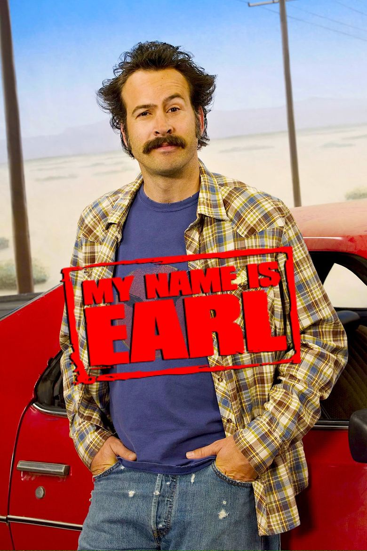 My Name Is Earl Serie Completa Dual Latino Ingles 1080p
