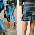 Tendência: Patchwork Jeans