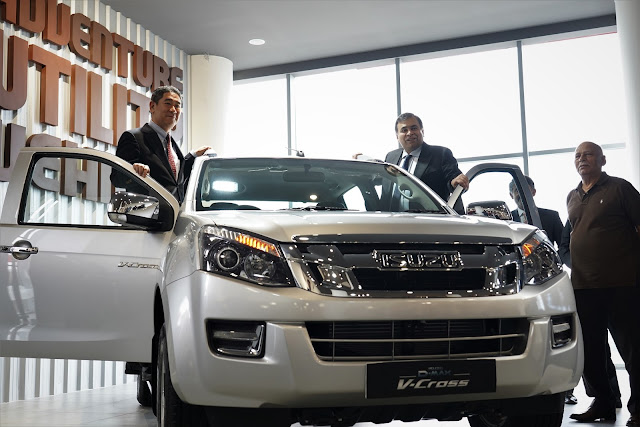 Isuzu Motors India strengthens its network in NCR; Partners with Select Cars in Noida