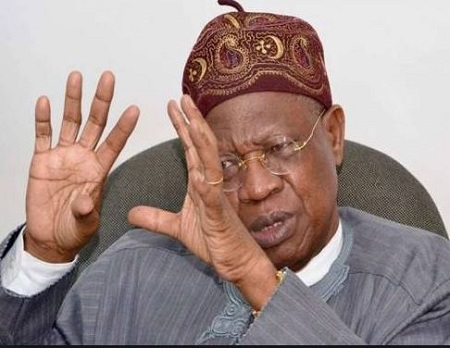 Lai Mohammed To Appear In Court Over NBC N2.5bn Fraud Case
