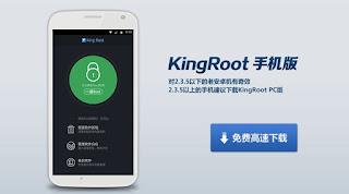 Kingroot Untuk Root Semua Android Tanpa PC Terbaru 2016