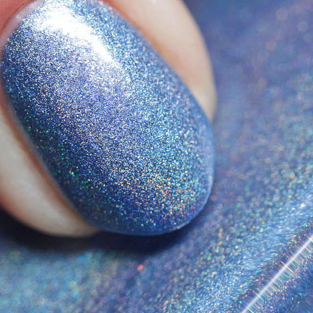 Blue-Eyed Girl Lacquer Oh, the Torture